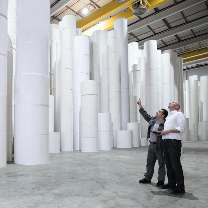 CRM Toolauswahl in der Papierindustrie